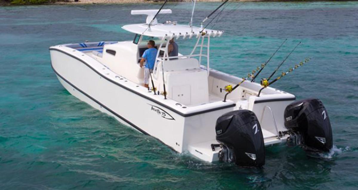 Outboard Bracket?