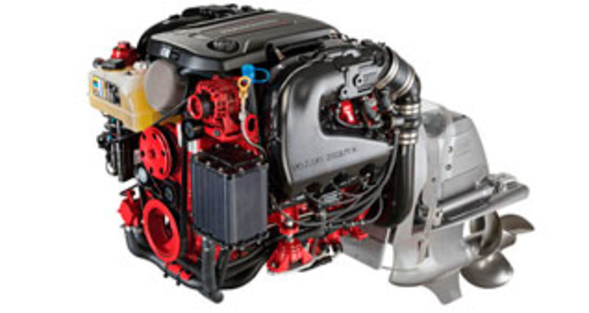 Volvo Penta V8-300C