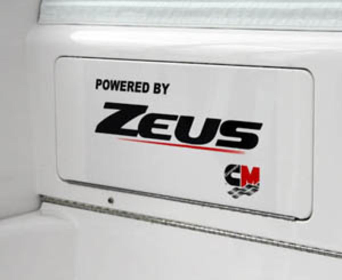 Vikings new Cummins MerCruiser Zeus system