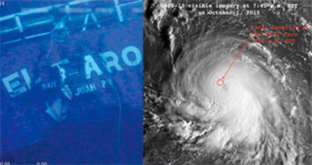 The El Faro Tragedy