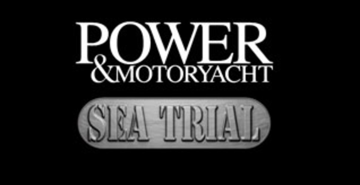 Power & Motoryacht Sea Trial
