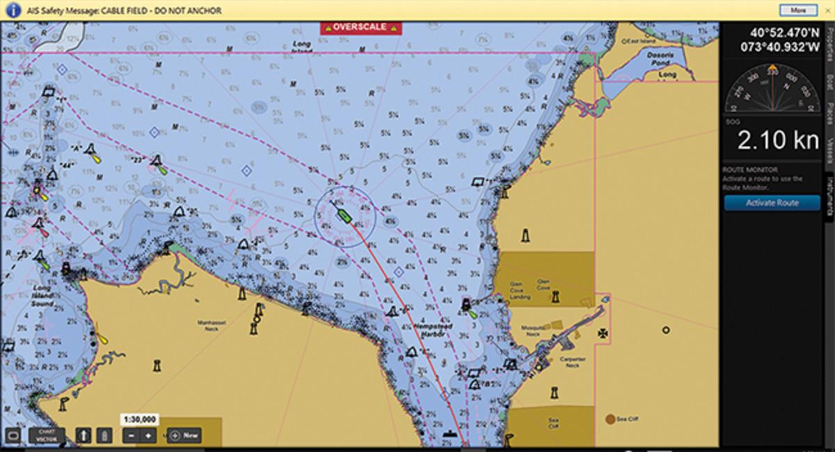 Vesper Marine's Virtual Buoy System