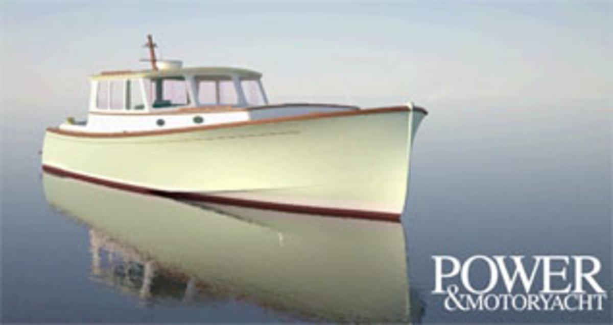 Rockport Marine 44