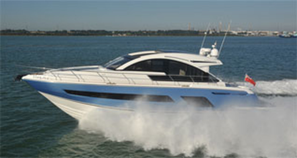 Fairline Targa 53GT