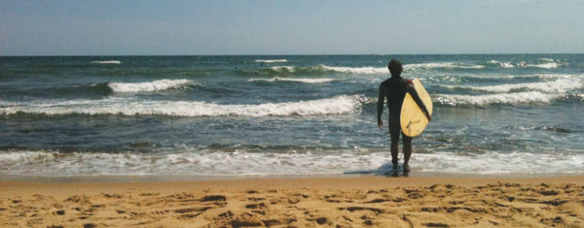 surf in Montauk