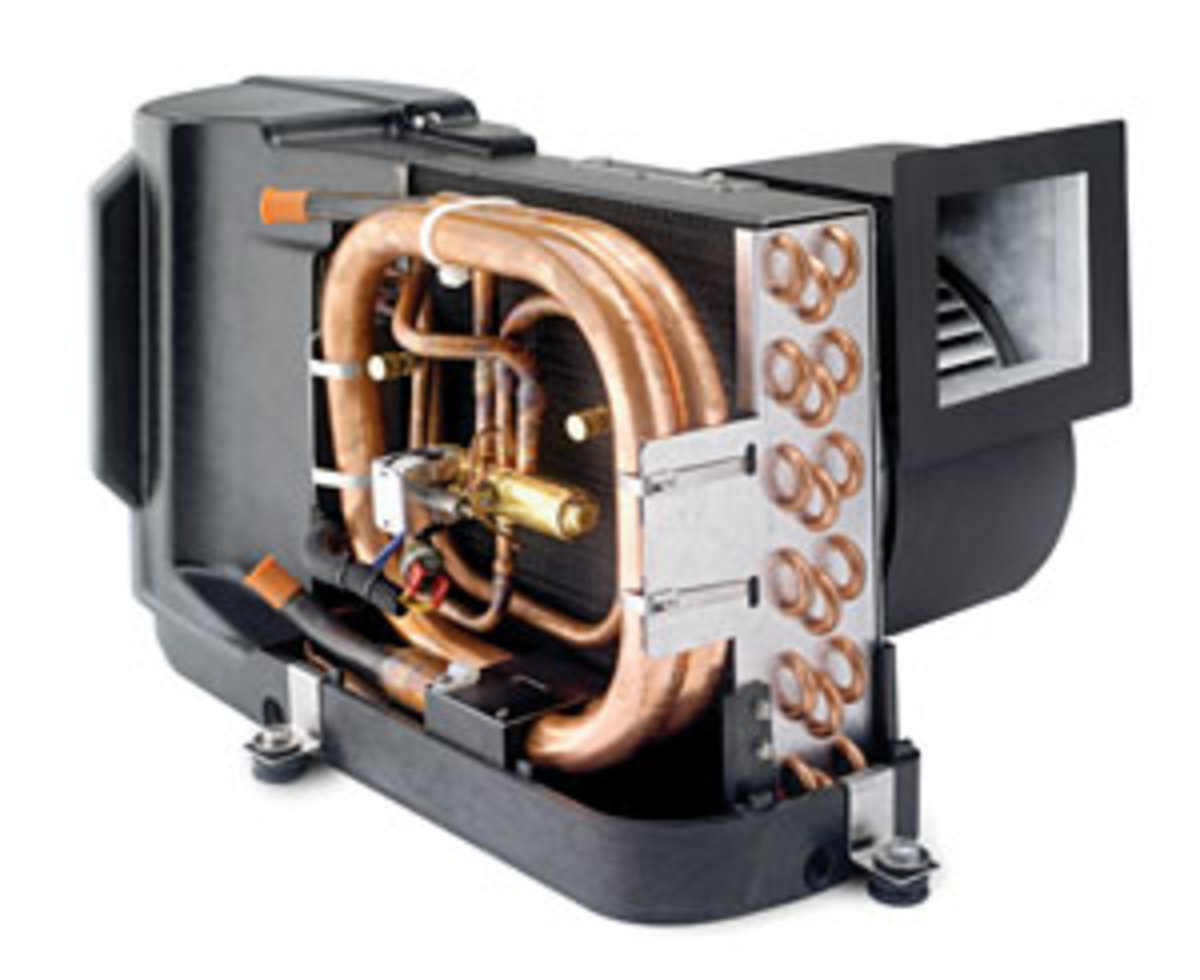 Dometic air conditioner