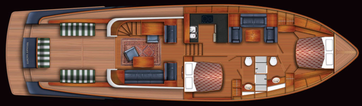 Reliant 60 Express deck plans