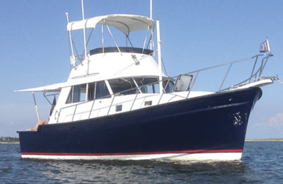 Mainship 34 Mark II