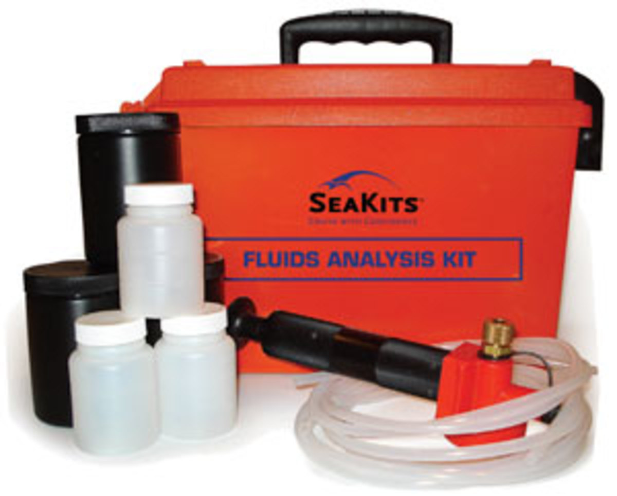 Fluids Analysis Kit