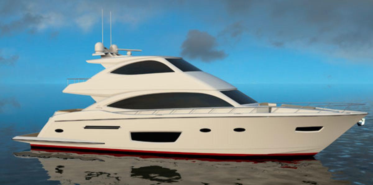 Viking 75 Motoryacht
