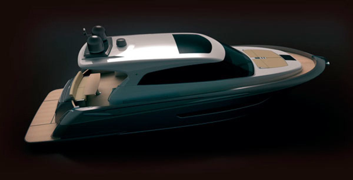 Elandra 5 Sport Yacht