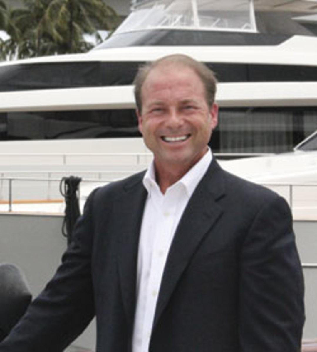 Sanlorenzo Shares director, Philip Burroughs