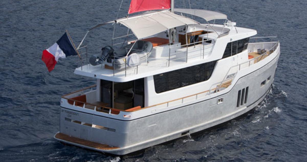 Garcia Trawler 54 - Power & Motoryacht
