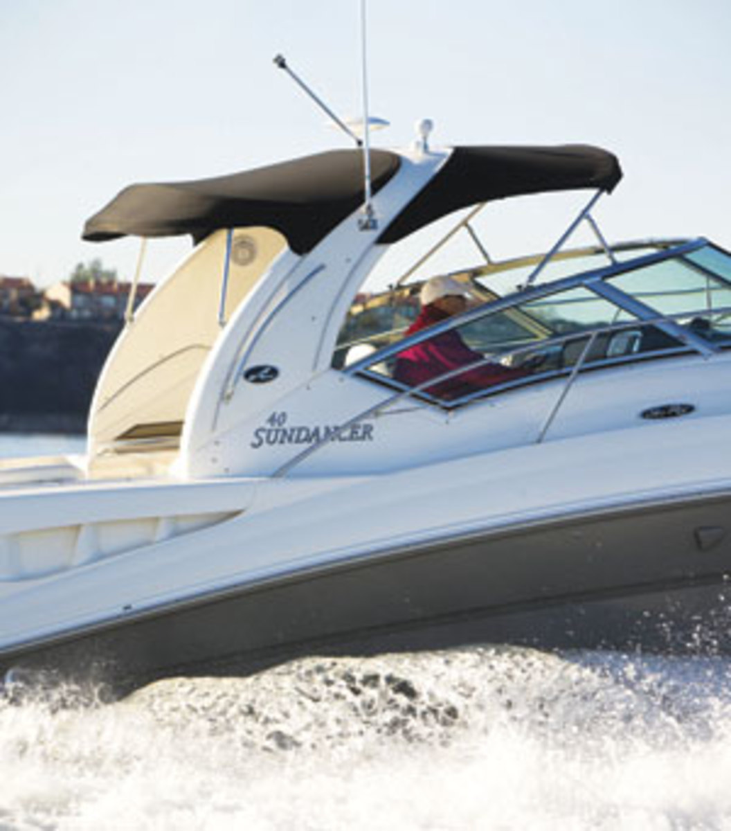 Sunbrella top & Choosing the Right Cover for Your Boat - Power u0026 Motoryacht