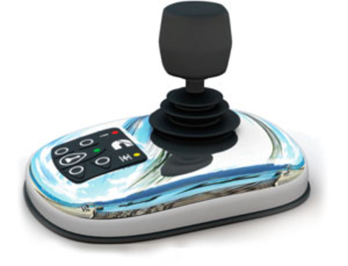 Cummins joystick