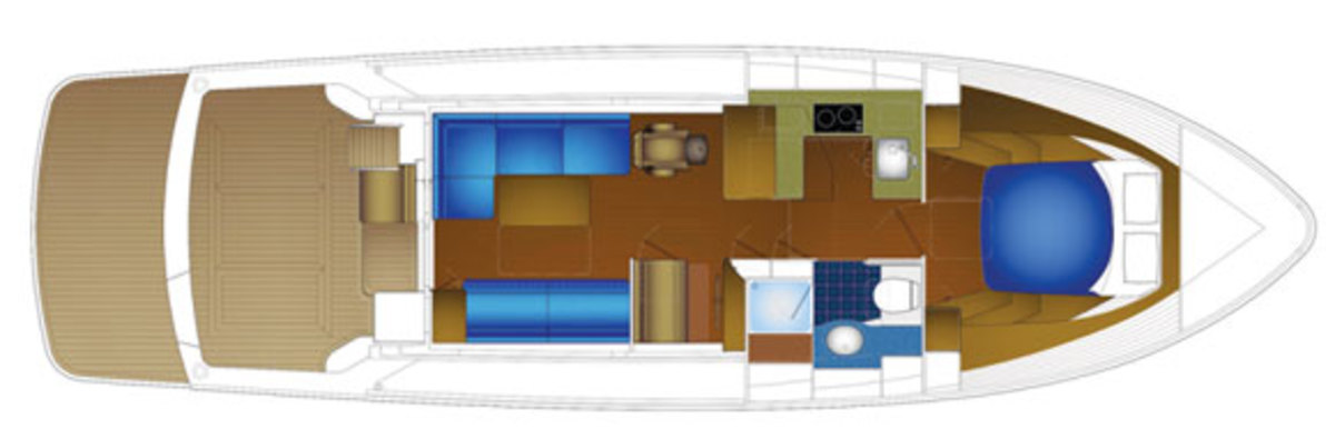 Lyman-Morse 42 deck plans