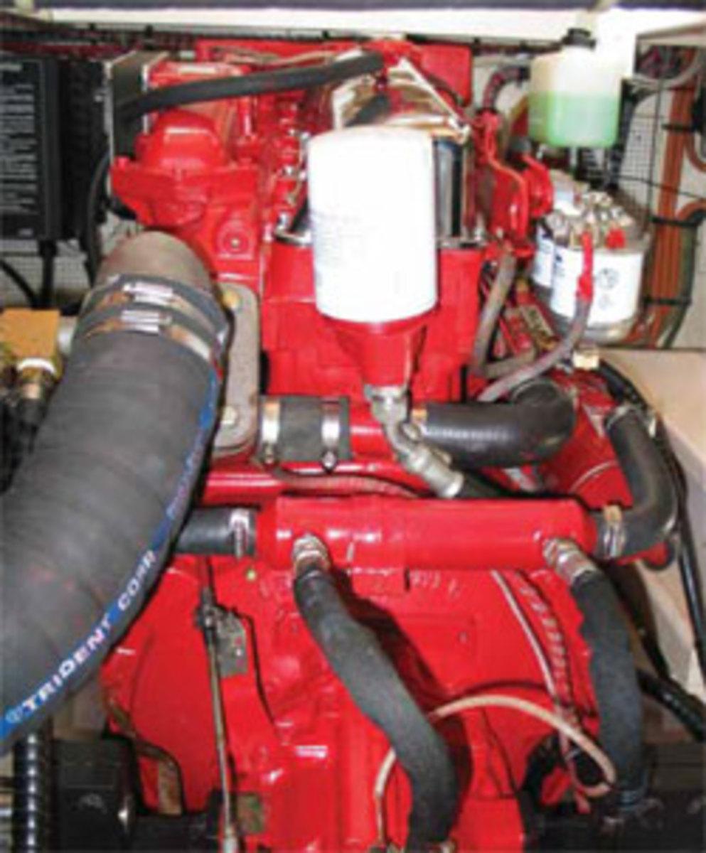 Lehman diesel engine