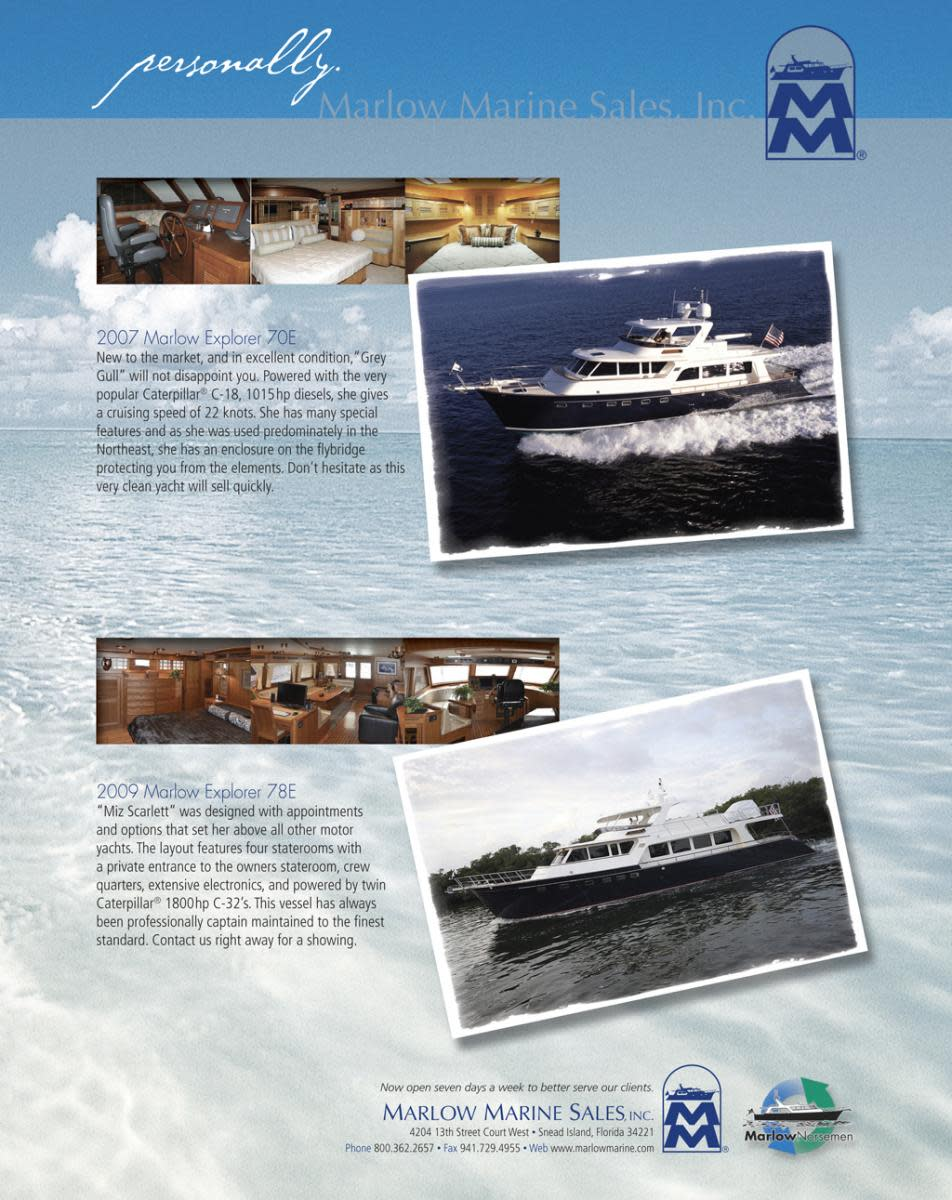 Marlow Marine boats for sale