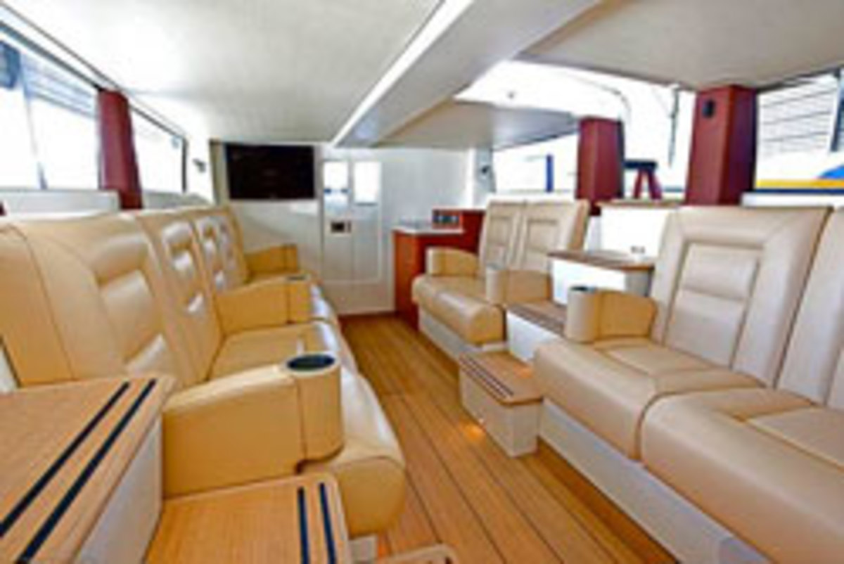See photos of Alpha Z and more limo tenders here