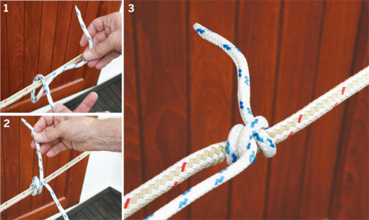 How to do a Rolling Hitch