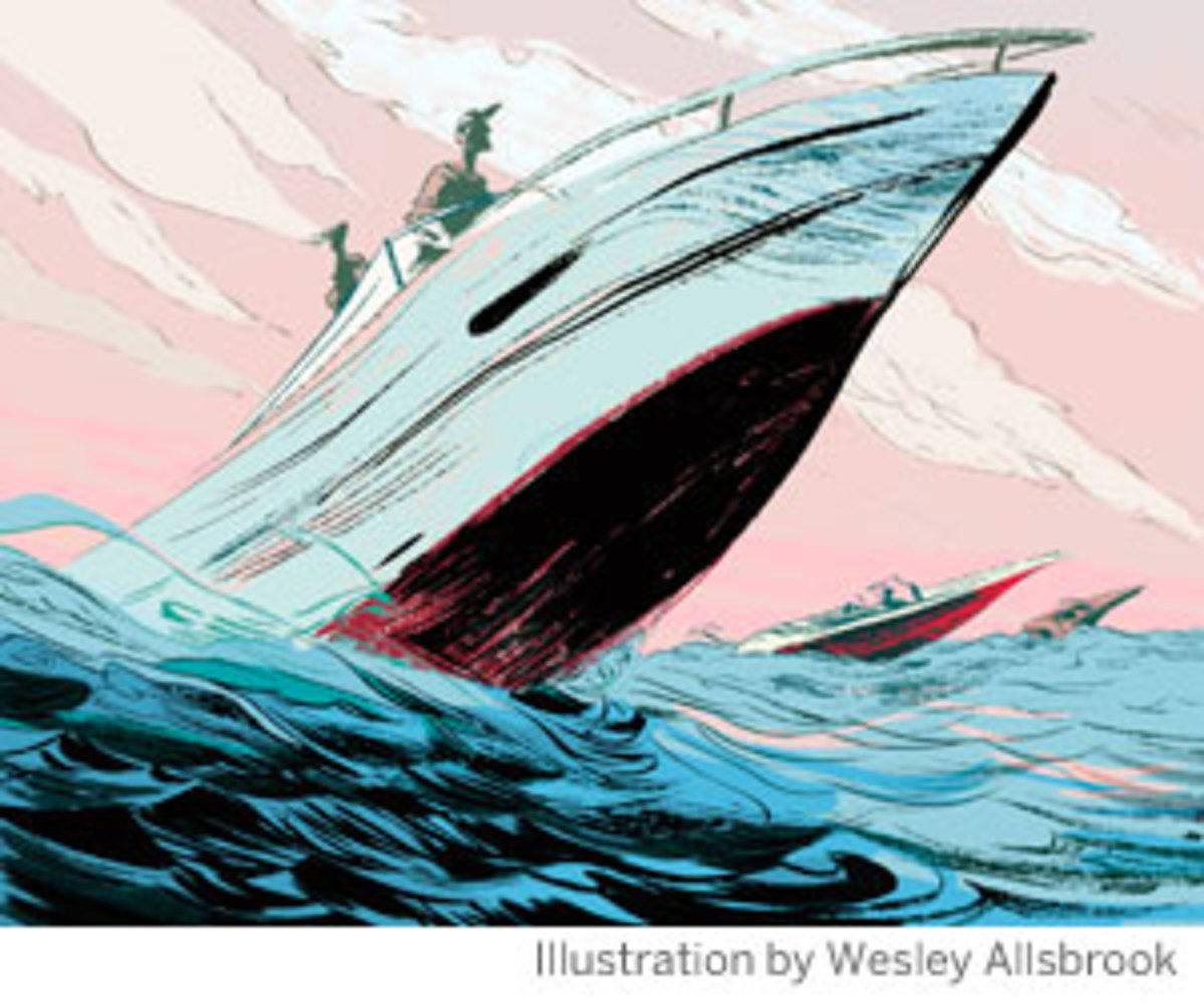 Illustration by Wesley Allsbrook
