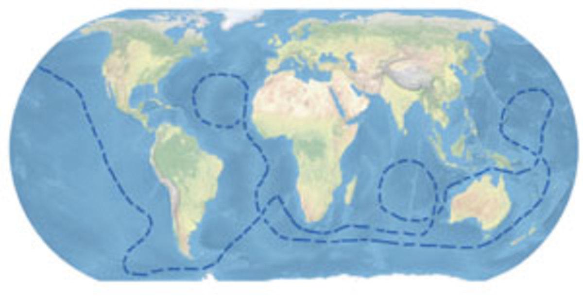 The route of the Con-Leaki