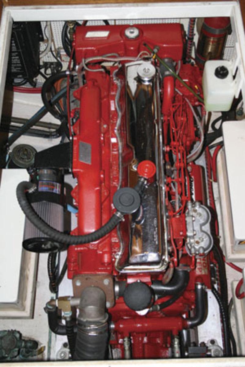 135-bhp Ford Lehman SP135 diesel