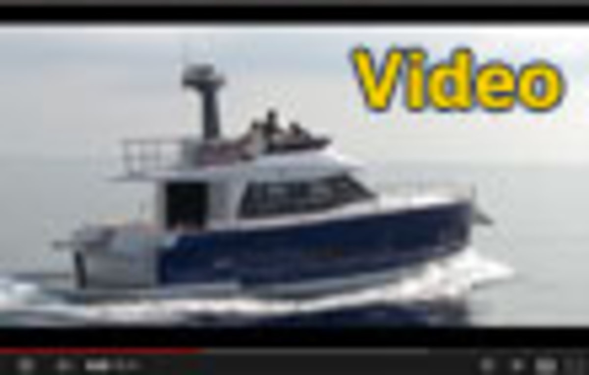Video of the Azimut Magellano 43