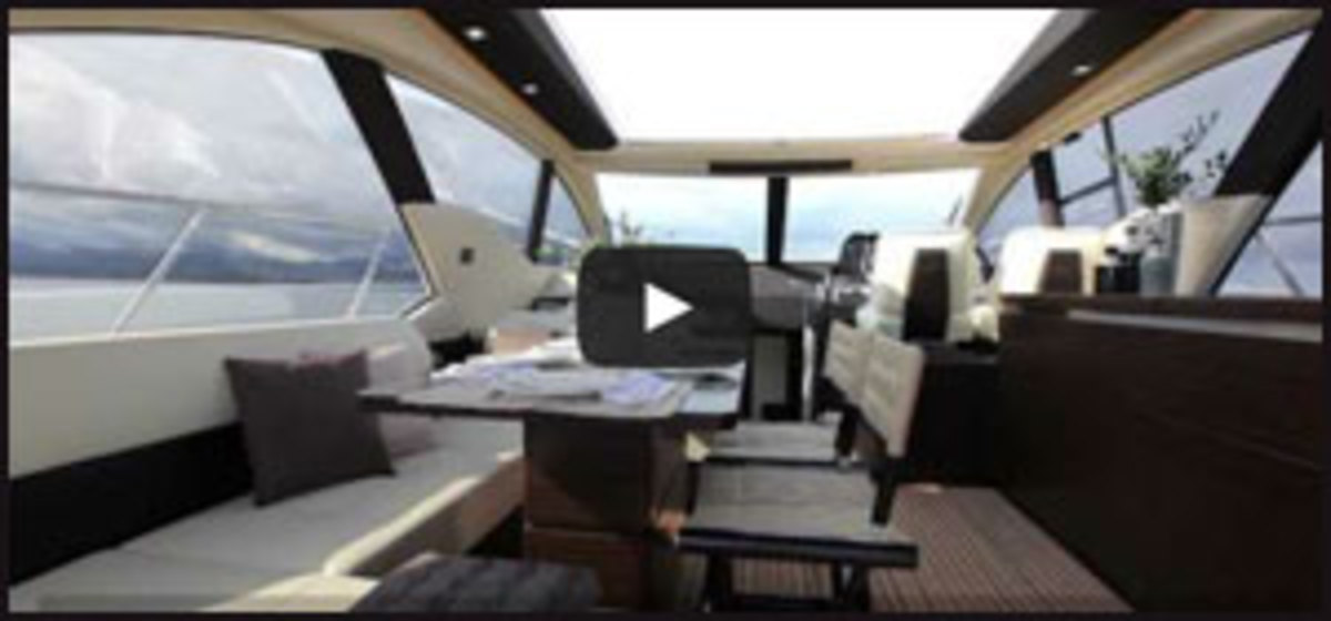 Click here to see a video of the Azimut 55S