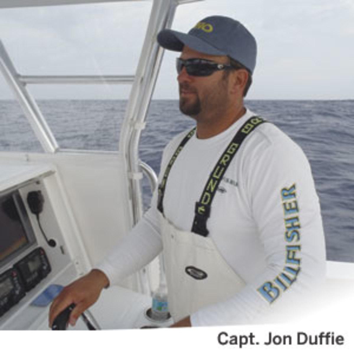 Capt. Jon Duffie