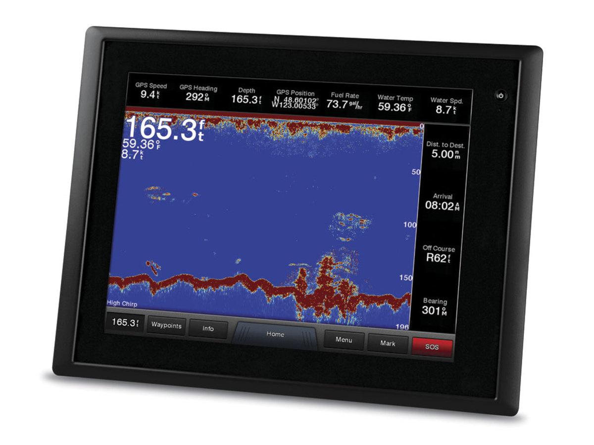 Garmin GPSMAP 8000 Series - click to enlarge