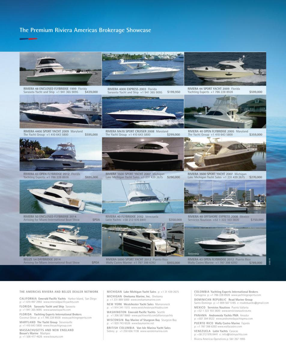 Riviera Brokerage