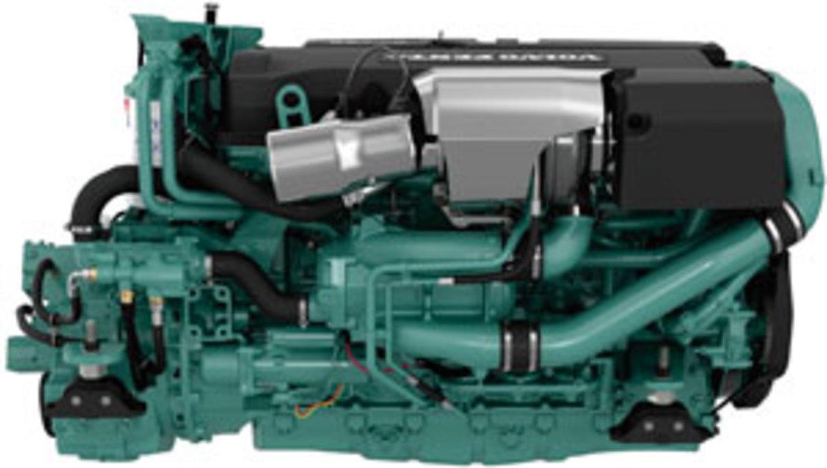 Volvo Penta engine