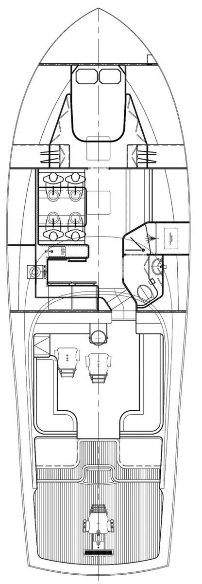 Garlington 49 deck plan
