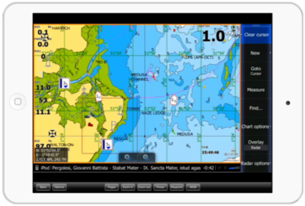 A closer look at Lowrance's HDS Gen2 Touch - Power & Motoryacht