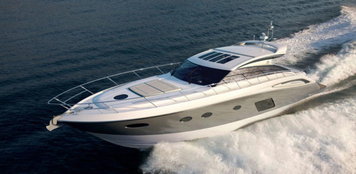 Princess V62 motoryacht