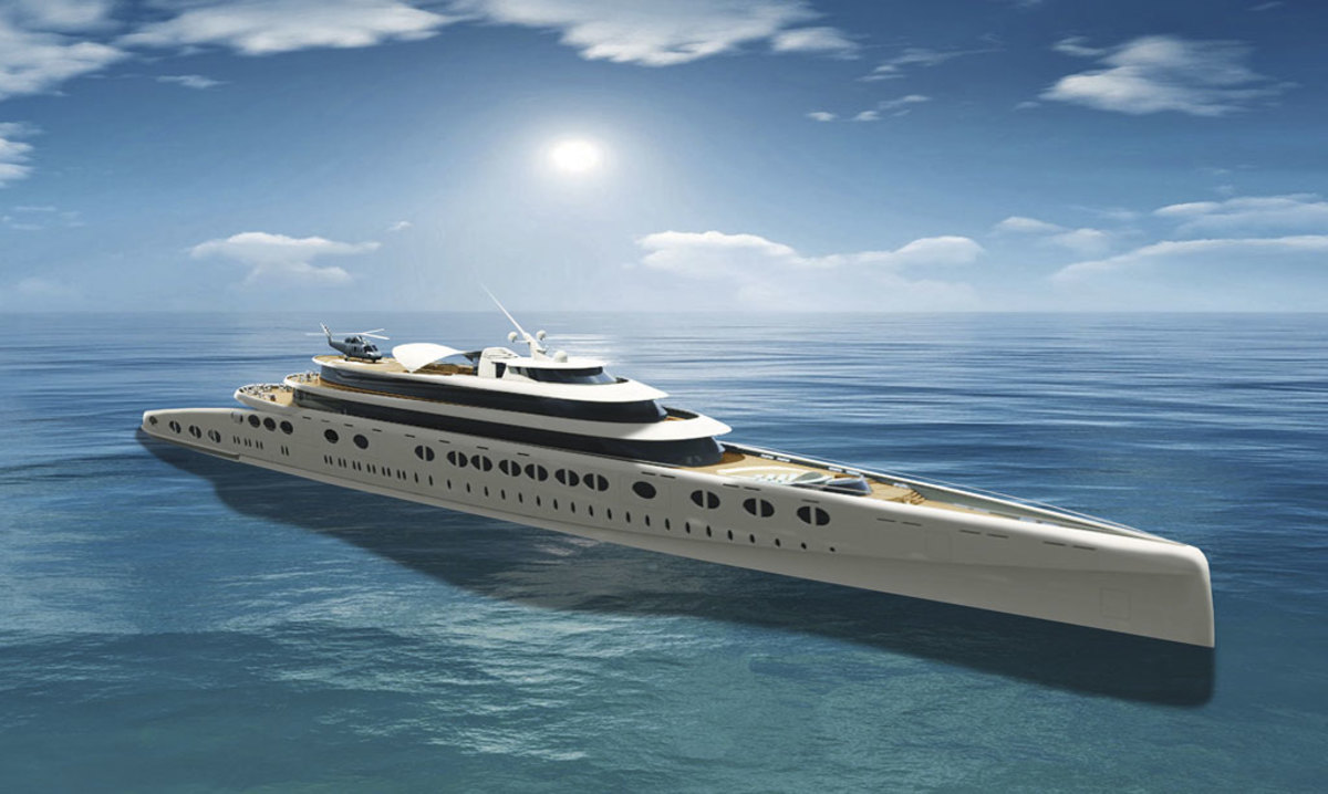 The World's 100 Largest Yachts - 2013 - Power & Motoryacht