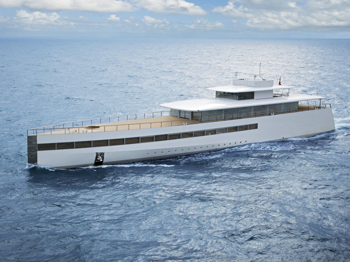 Megayacht Venus