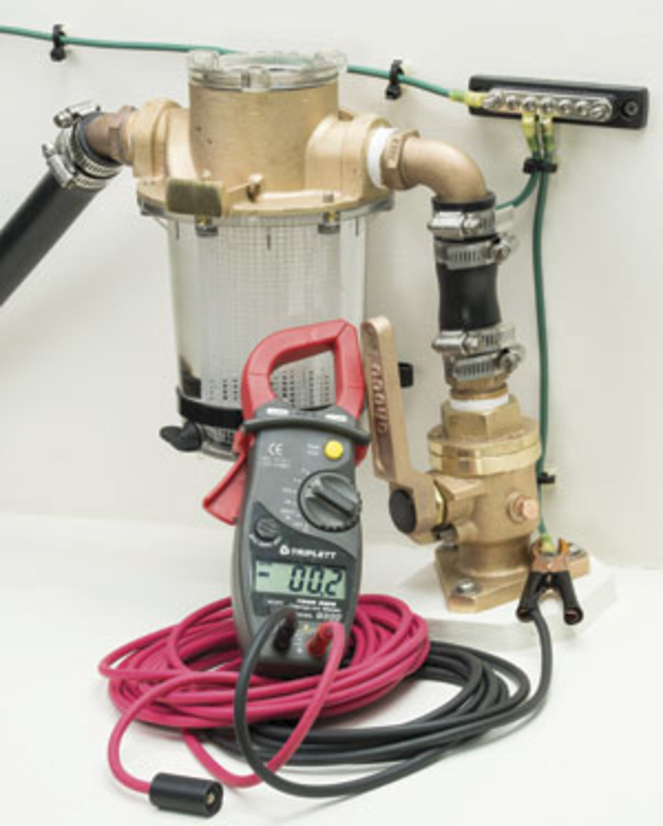 Zinc Protection Test