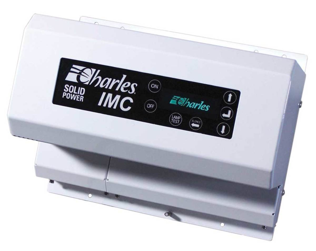 Charles Industries Intelligent Marine Chargers - click to enlarge