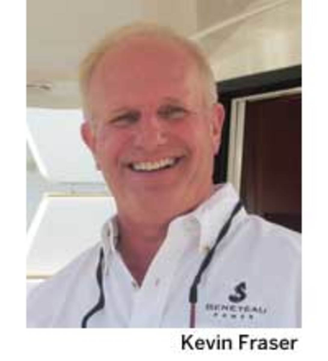 Kevin Fraser, Cape Yacht Sales