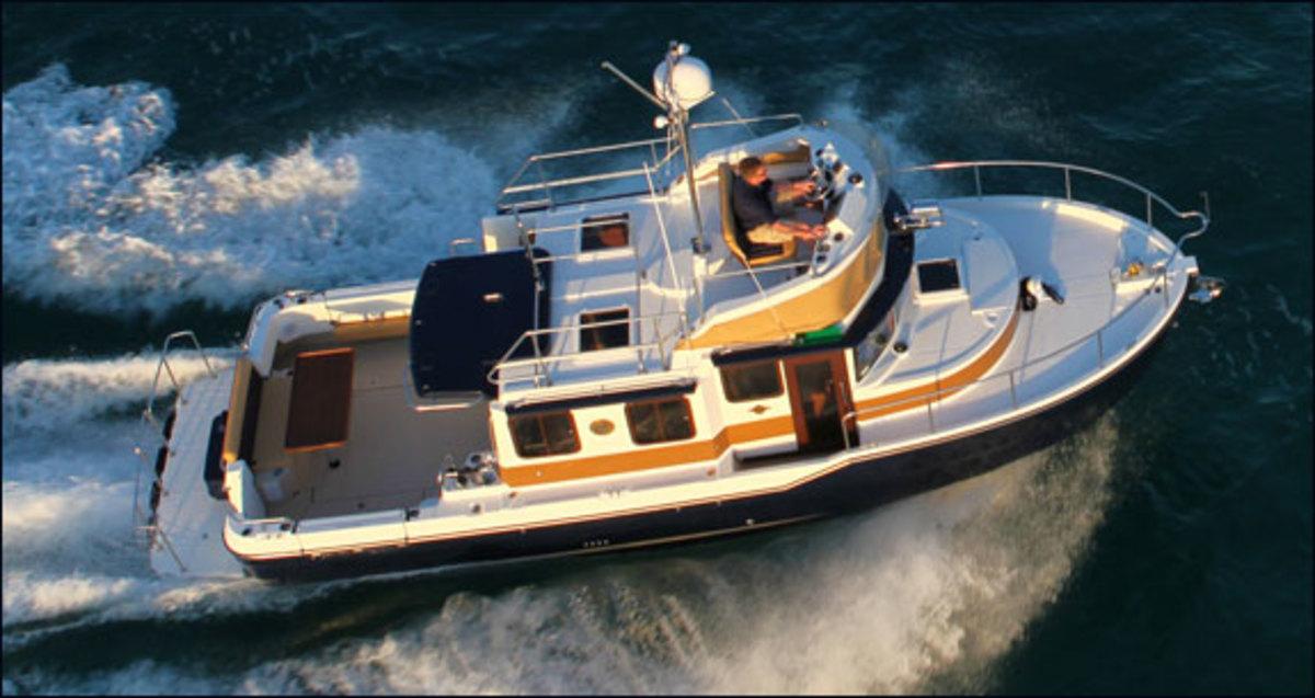 Ranger Tugs X Jpg Promo Image on Volvo Penta Marine Engines Service