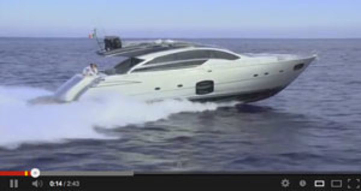 Click here to see a video of the Pershing 82