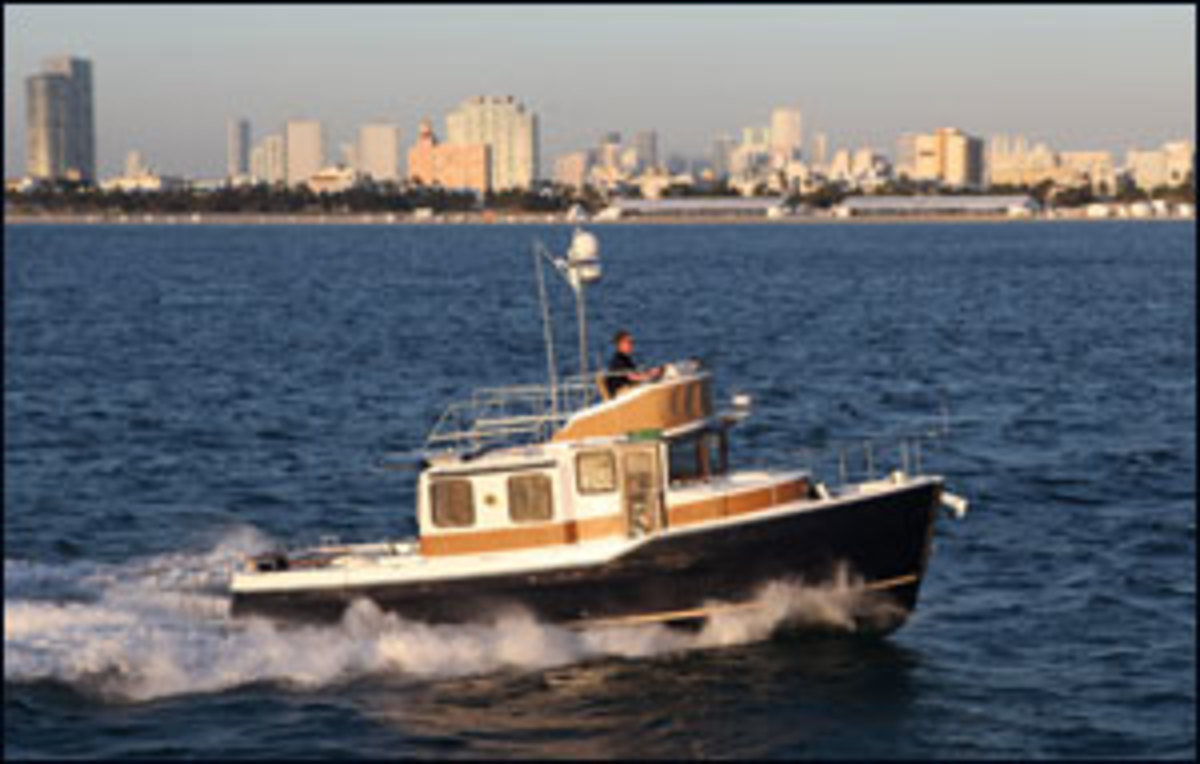 Click here to see more photos of the Ranger Tugs R-31