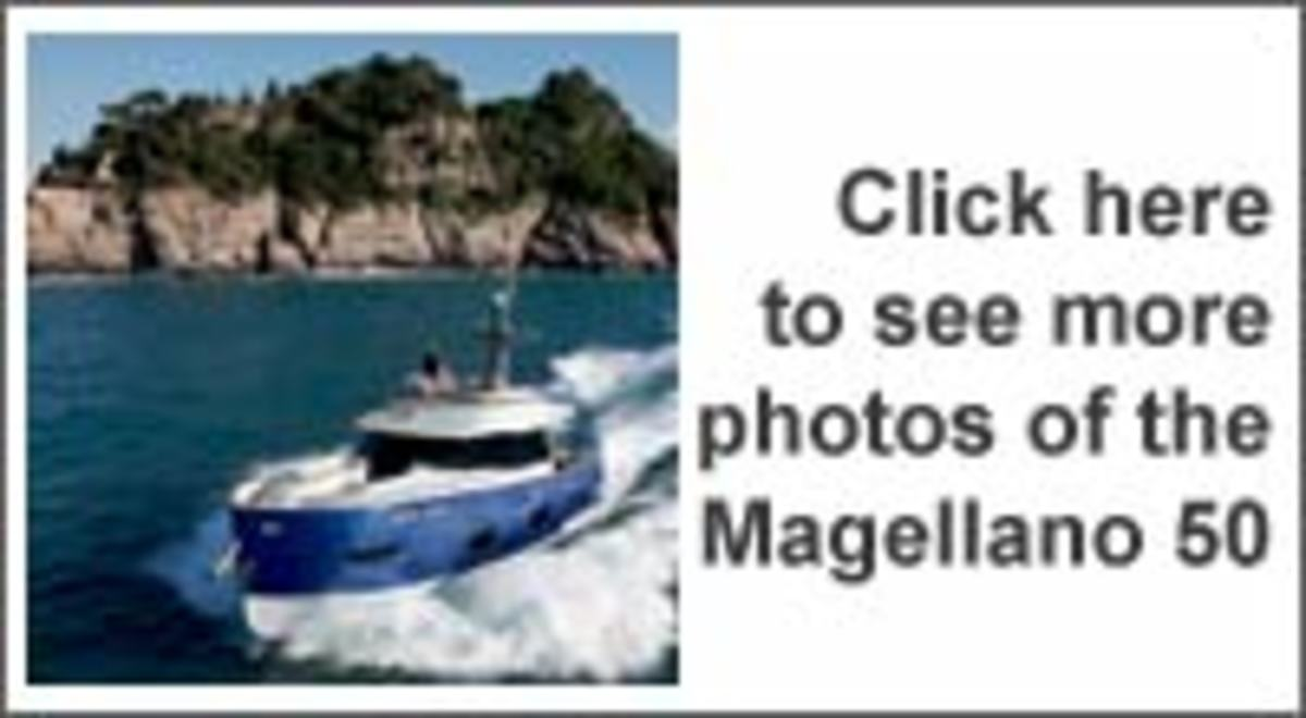 Click here to see more photos of the Magellano 50