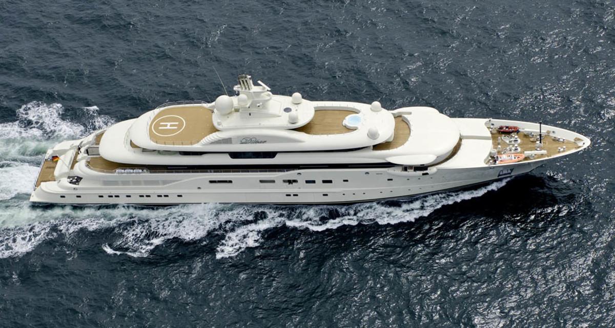 Click to enlarge image - Megayacht Dilbar