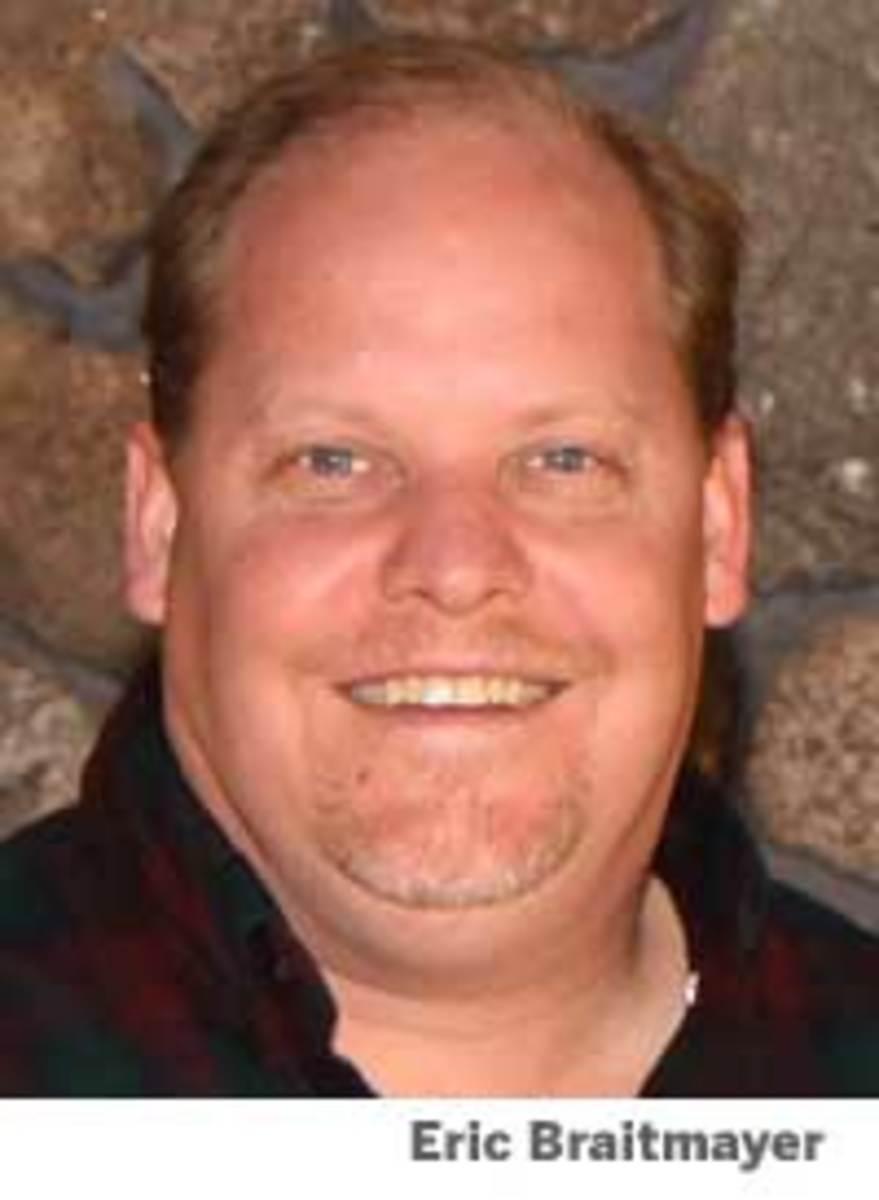 Eric Braitmayer, director of marketing for IMTRA