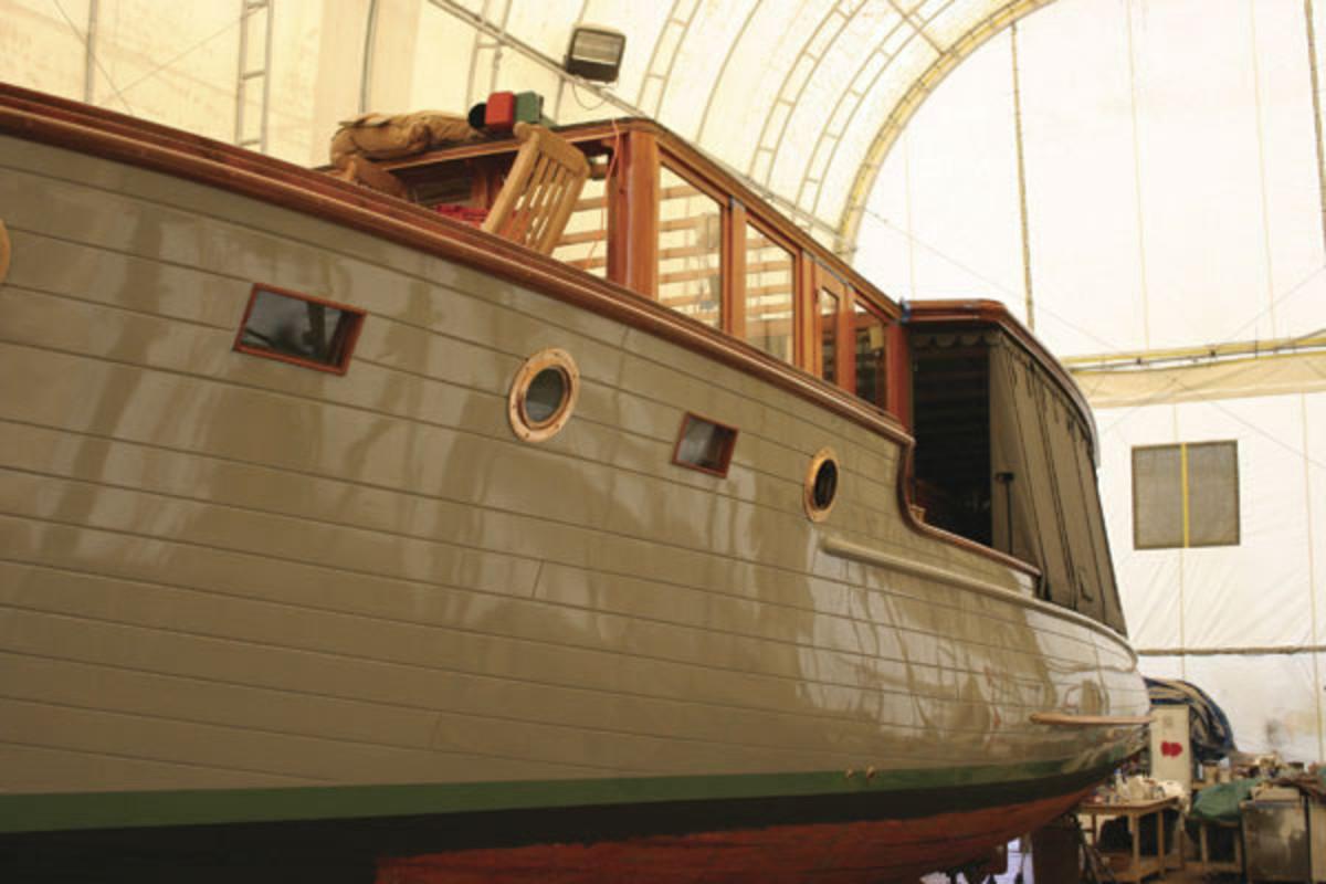 Canal Boatyard, Inc., in Ballard, Washington