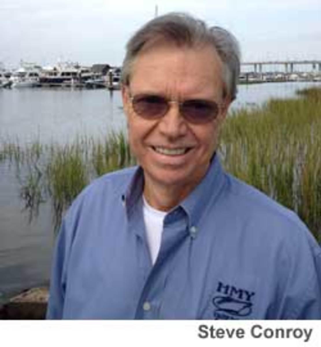 Steve Conroy, HMY Yacht Sales