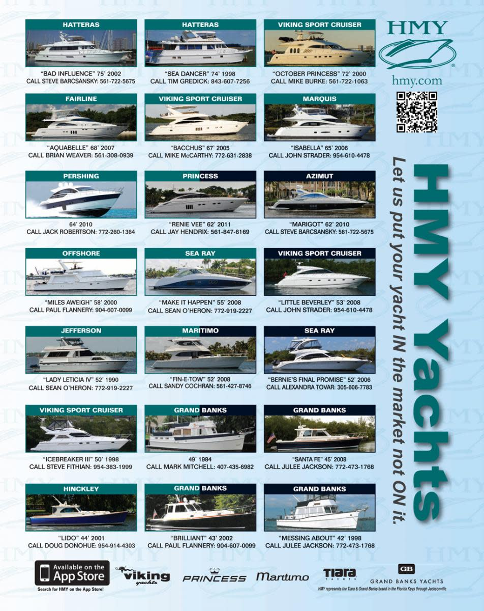 HMY select brokerage ads